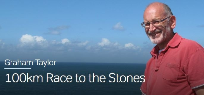 Graham Taylor Race to The Stones