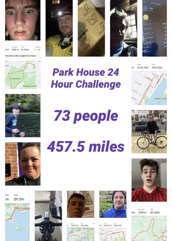 Park House challengers